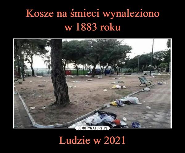 Ludzie w 2021 –