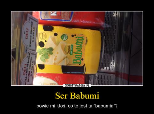 Ser Babumi