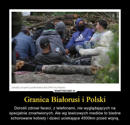 Granica Białorusi i Polski