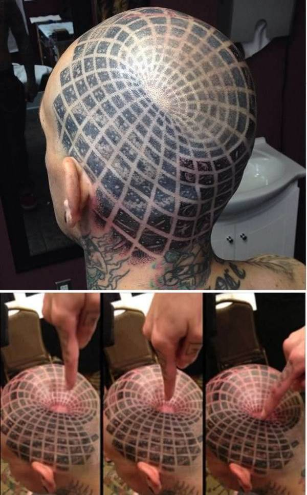 30 Ciekawych Tatuaży Których I Tak Byśmy Sobie Nie Zrobili